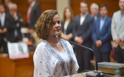 CYNTHIA ALVARADO DE LyDER INTEGRA LA LISTA DE CANDIDATOS DEL FRENTE CAMBIA JUJUY