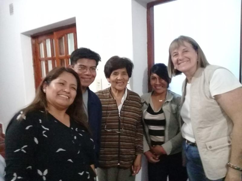 PLENARIO DE CIERRE ANUAL LyDER DISTRITO PALPALÁ