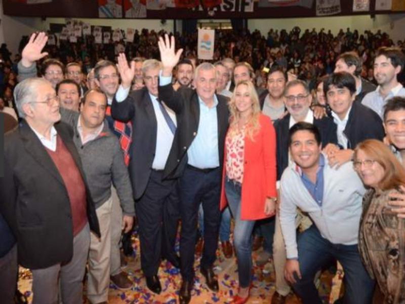 Re Lanzamiento del Frente Cambia Jujuy