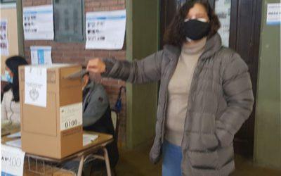 DIPUTADA ALVARADO DESTACÓ MENSAJE DEL PUEBLO JUJEÑO EN LA ELECCIÓN LEGISLATIVA